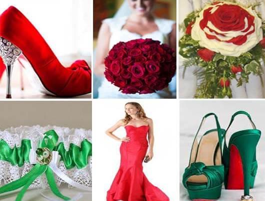 элементы свадебного  образа невесты