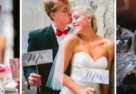 Свадьба осенью: декор с красным акцентом или разукрашка для взрослых!