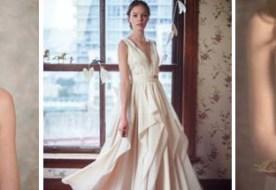 Романтичный образ невесты в стиле трогательной Натальи Ростовой