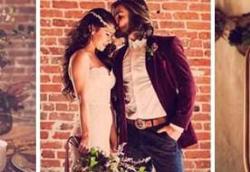 Свадьба в стиле лофт: брутальный минимализм разбавленный аристократизмом