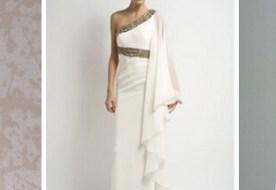 Свадебные платья в греческом стиле: божественная мода обитательниц Олимпа