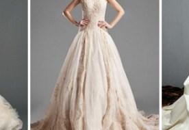 Свадебное платье айвори: нежность и изысканность цвета слоновой кости