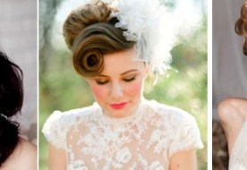 Свадебная прически с челкой: варианты для стильной невесты!
