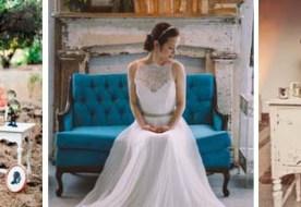 Винтажная мебель в свадебном декоре: стильное и хорошо забытое старое