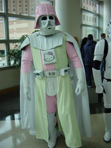 Darth Vader Hello Kitty