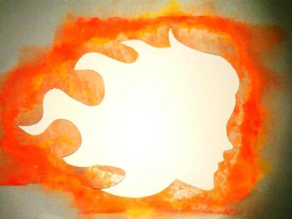 stencil, foto da lanika