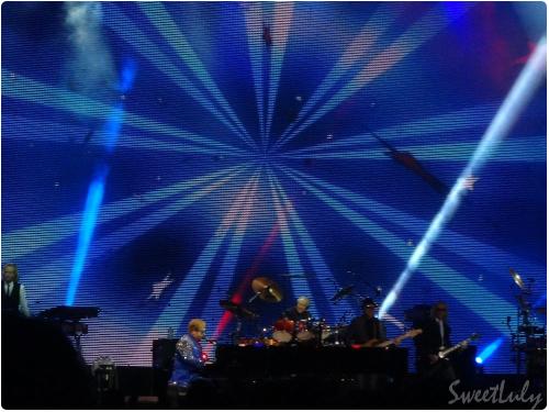 Elton John: 40th Anniversary of the Rocket Man