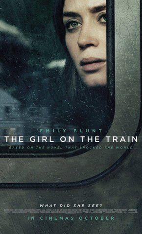 A Garota no Trem, via Filmow