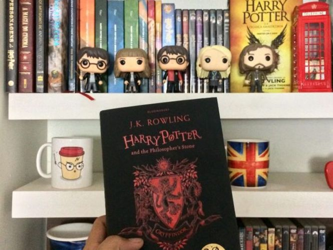 20 anos de Harry Potter