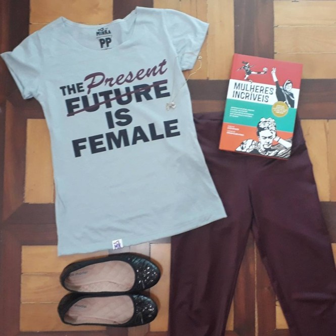 Lookbook: The Present is Female