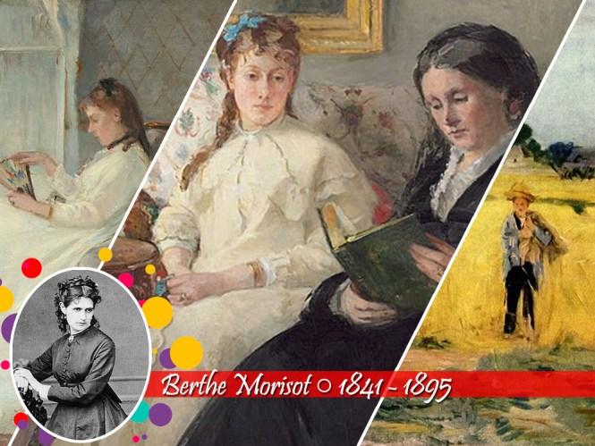 10 Mulheres do Impressionismo: Berthe Morisot