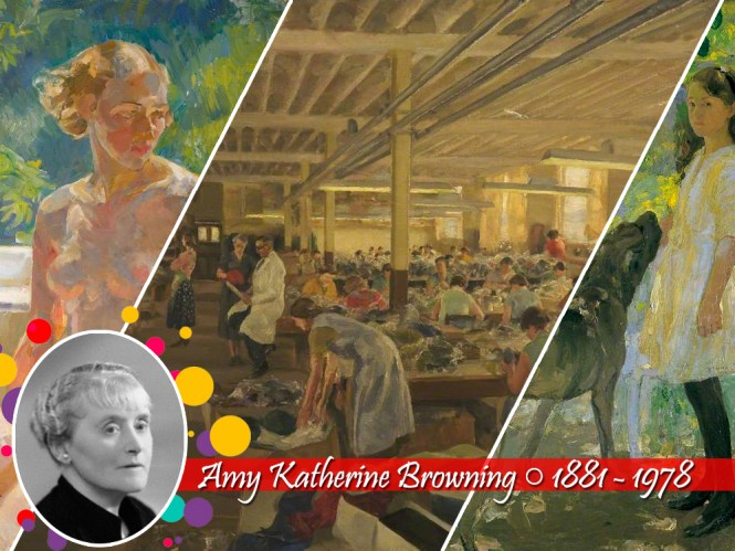10 Mulheres do Impressionismo: Amy Katherine Browning