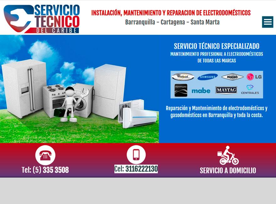web servicio tecnico