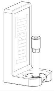 Luma III air hose hang system drawing