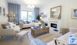 Tranquil Living Room