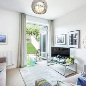 Light & Bright Living Room