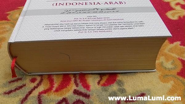 kamus bahasa indonesia arab KABA