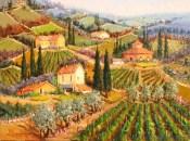 impressionism-painting-mostafa keyhani 43