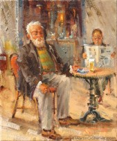 impressionism-painting-mostafa keyhani 45