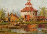 impressionism-painting-mostafa keyhani 47