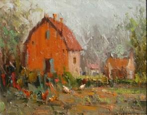 impressionism-painting-mostafa keyhani 48