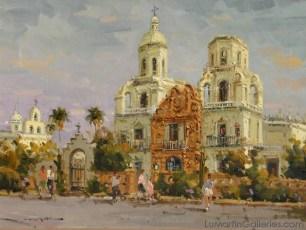 impressionism-painting-mostafa keyhani 55