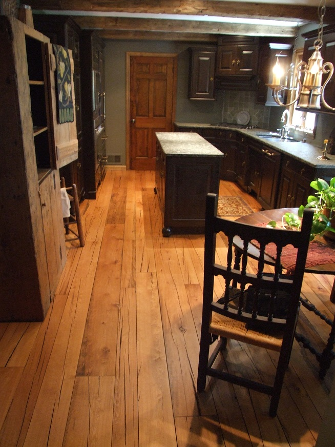 Wide Plank Flooring, Antique Wood Floors, Old, Recycled