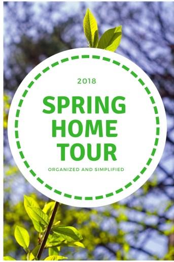 spring home tour 2018