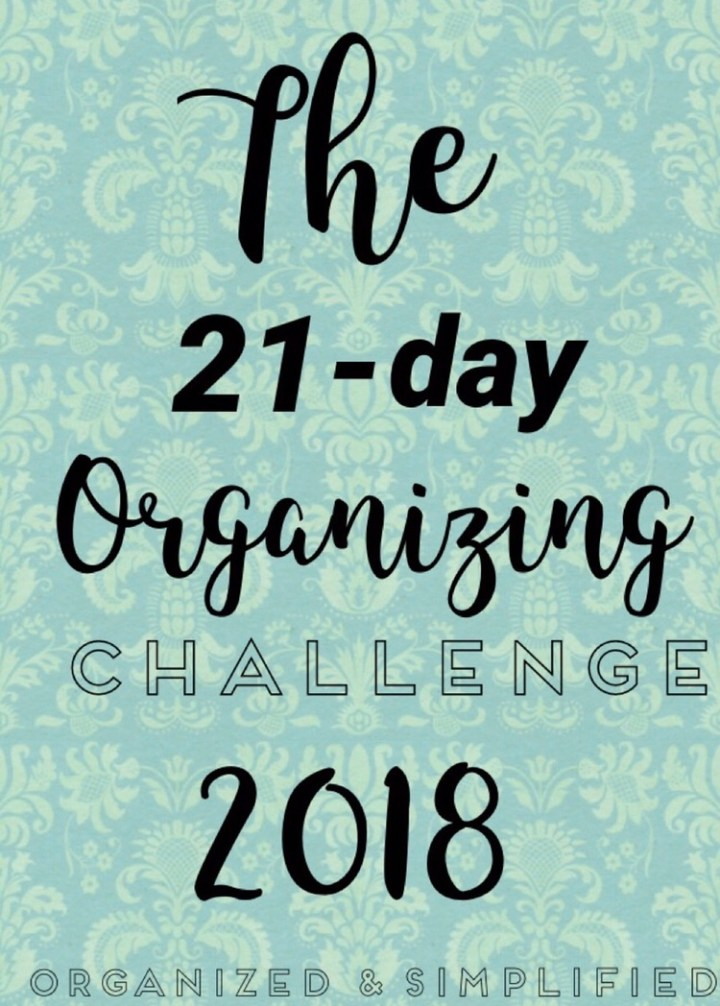 21-day challenge: a whole-house purge