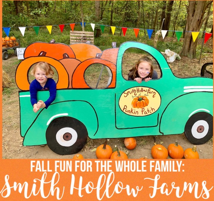 Fall fun for the whole family: Smith Hollow Farms