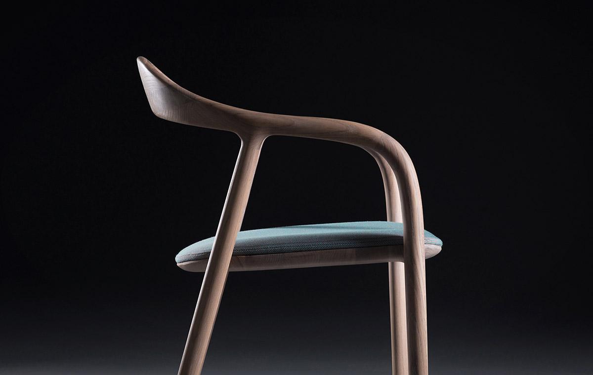 Artisan Neva Chair  LumberJac