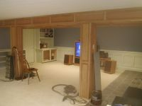 Wood Basement Bulkhead
