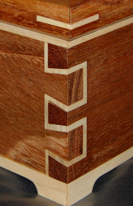Double Dovetail Box By Adam