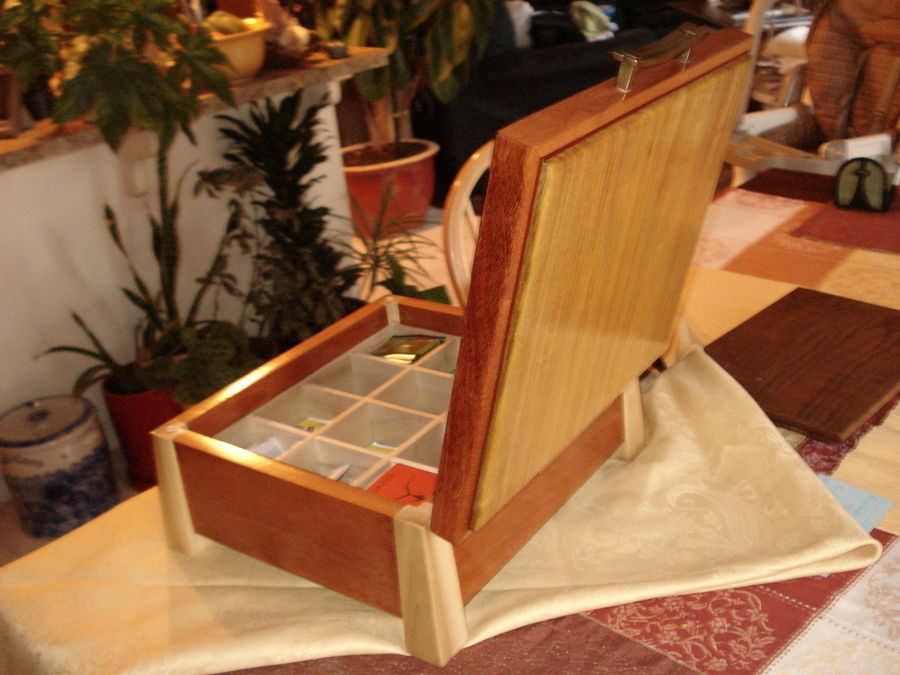 tea chest woodworking plans
