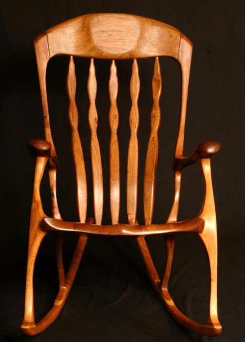 maple rocking chair hammock stand instructions maloof style rockers - by bkap @ lumberjocks.com ~ woodworking community