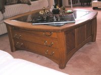 display case coffee table - by Wes Giesbrecht ...