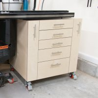Table Saw Storage Cabinet - by fixthisbuildthat ...
