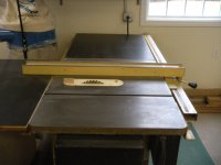 Table Saw Extension Wing - by Glen Peterson @ LumberJocks ...