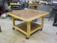 Assembly Table - by Lockwatcher @ LumberJocks.com ...