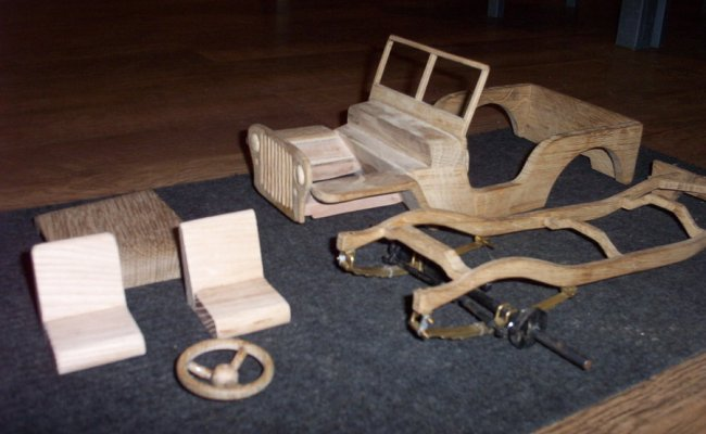 Wooden Jeep Plans Pdf Woodworking