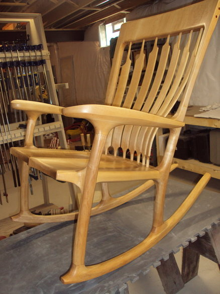 sam maloof rocking chair plans hal taylor revolving price in kerala - by jarrhead @ lumberjocks.com ~ woodworking community