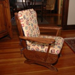 Cushions For Rocking Chair Best Video Game Chairs Antique - By Groovy_man_6 @ Lumberjocks.com ~ Woodworking Community