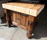 Butcher Block Islands - House Furniture