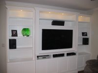 Built-in Entertainment Center (For US! ;) - by DeputyMike ...