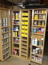 New shop storage cabinet - by Skippy906 @ LumberJocks.com ...