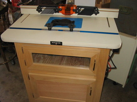 Sommerfeld Router Table Top