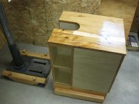 Last of my Three Drill Press Upgrades - by luv2learn ...