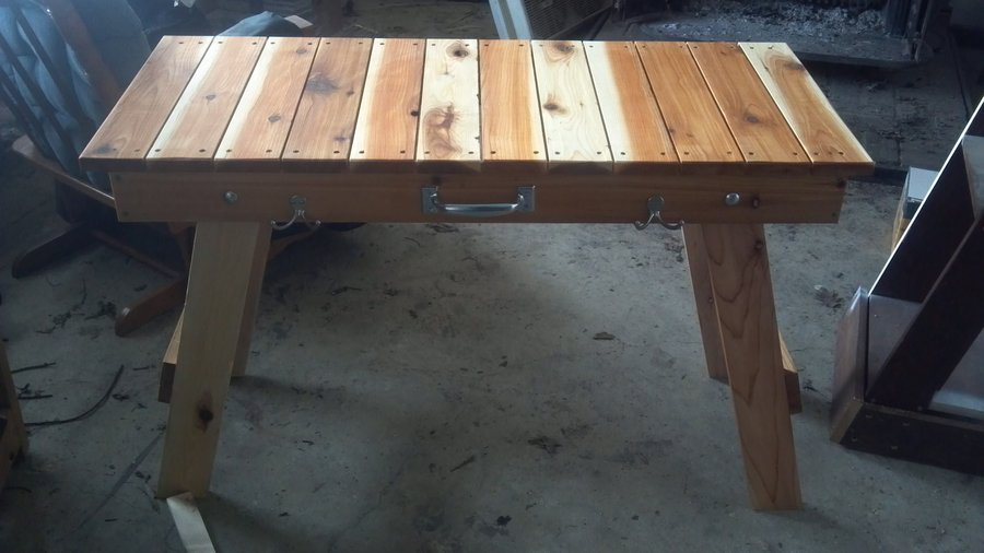 Build Diy How To Make Folding Table Legs Out Of Wood Plans