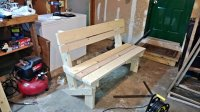 Woodworking Plans Fire Pit Bench Plans PDF  freedownload