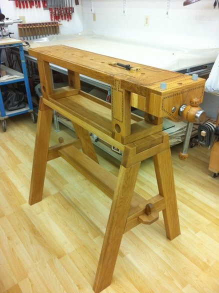 Work Bench - by Les Hastings @ LumberJocks.com ~ woodworking community ...